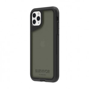 Griffin Survivor Extreme for iPhone 11 Pro- Black/Gray/Smoke