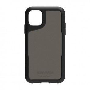 Griffin Survivor Endurance for iPhone 11 - Black/Gray/Smoke