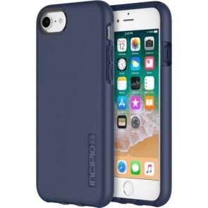 Incipio DualPro for iPhone SE (2020), iPhone 8, iPhone 7, & iPhone 6/6s - Midnight Blue