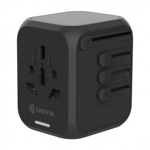 Griffin PowerBlock International Travel Adapter 30W