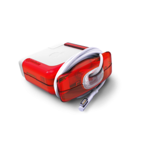 Juiceboxx Red Charger Case 85w