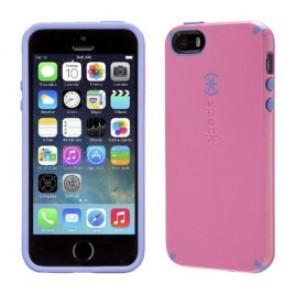 Speck iPhone 5/5s/5se CandyShell FLAMINGO PINK/WISTERIA PURPLE