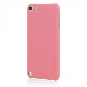 Incipio IP-411 Feather Case for iPod Touch 5G - Grapefruit Pink
