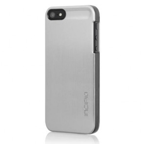 Incipio IP-436 Feather Shine Case for iPod touch 5G - Titanium Silver