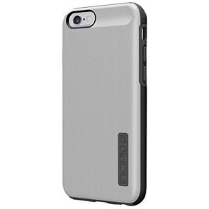 Incipio DualPro® SHINE for iPhone 6 - Silver/Gray