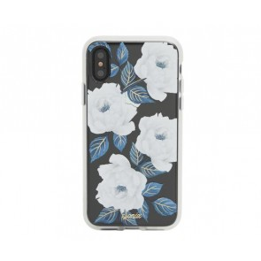 SONIX CLEAR COAT FOR IPHONE X- SAPPHIRE BLOOM