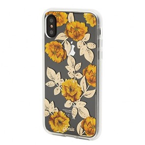 SONIX CLEAR COAT FOR IPHONE X AUTUMN FLORAL