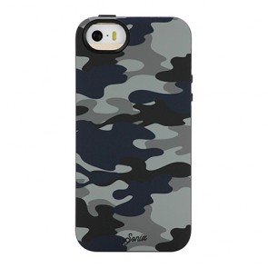 Sonix Inlay for iPhone 5/5S- Blue Camo