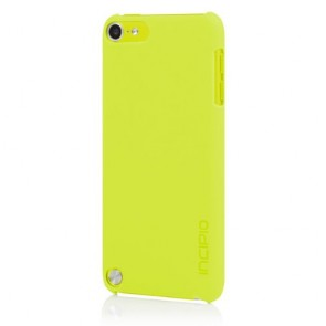Incipio IP-413 Feather Case for iPod Touch 5G - Electric Lime