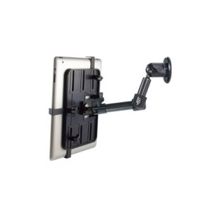 The Joy Factory Unite Universal Tablet 7 to 12 Inch Carbon Fiber Wall/Cabinet Mount (MNU102)