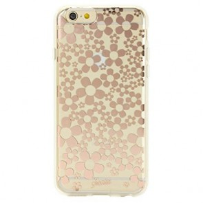 Sonix Clear Coat for iPhone 6 Plus - Hello Daisy (Champagne)
