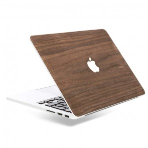 Woodcessories EcoSkin - Macbook Echtholz Cover walnut for Macbook 13 Air & Pro