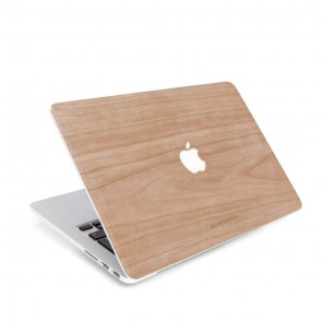 Woodcessories EcoSkin - Macbook Echtholz Cover cherry for Macbook 13 Air & Pro