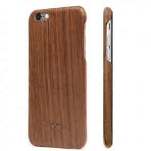 Woodcessories EcoCase - Cevlar Case Walnut/Kevlar for iPhone 7/8