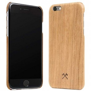 Woodcessories EcoCase - Cevlar Case Cherry/Kevlar for iPhone 7/8