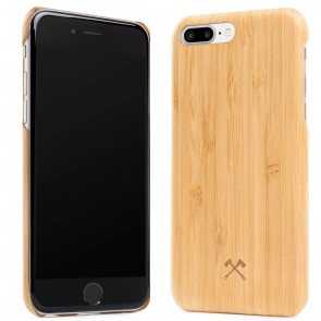 Woodcessories EcoCase - Cevlar Case Bamboo/Kevlar for iPhone 7/8 Plus