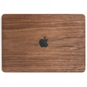 Woodcessories EcoSkin - Macbook Echtholz Cover walnut for Macbook 15 Pro Touchbar