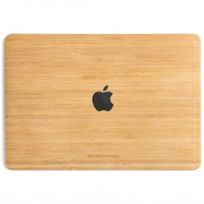 Woodcessories EcoSkin - Macbook Echtholz Cover bamboo for Macbook 15 Pro Touchbar