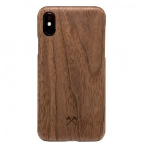 Woodcessories EcoCase - Cevlar Case Walnut/Kevlar for iPhone X