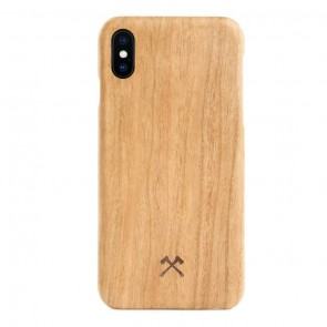 Woodcessories EcoCase - Cevlar Case Cherry/Kevlar for iPhone X