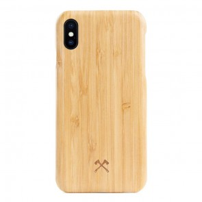Woodcessories EcoCase - Cevlar Case Bamboo/Kevlar for iPhone X