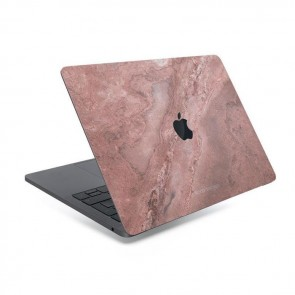 "Woodcessories EcoSkin  Stone Edition Cover Canyon Red / Real Slate Stone  Macbook 13"" Pro / Pro Touchbar"
