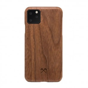 Woodcessories Slim Case Walnut/Aramid Fibres iPhone 11 Pro