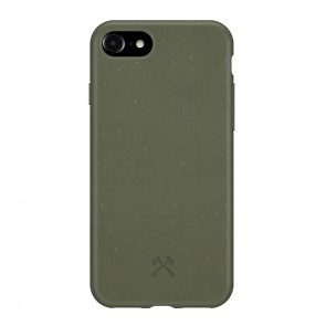 Woodcessories Bio Case Khaki Green/Biomaterial + Recycled Plastic iPhone 8/7/6(s)