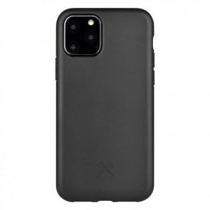 Woodcessories Bio Case Black/Biomaterial+ Recycled Plastic iPhone 11 Pro
