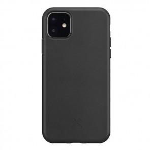 Woodcessories Bio Case Black/Biomaterial+ Recycled Plastic iPhone 11