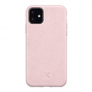 Woodcessories Bio Case Old Rose/Biomaterial + Recycled Plastic iPhone 11