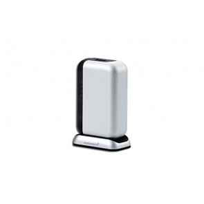 Just Mobile TopGum 6000 mAh Backup Battery with Dock (Silver)