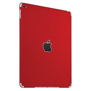 BodyGuardz Armor Carbon Fiber Full Body Protector for iPad Air/Air 2, Red (DFCR0-APIA2-OA0)
