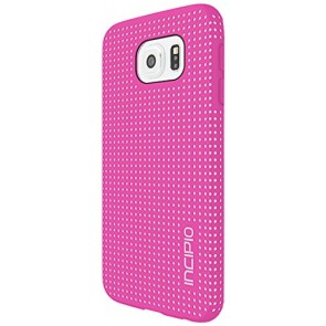 Incipio Highwire Carrying Case for Samsung Galaxy S6 - Retail Packaging - Pink/Light Pink