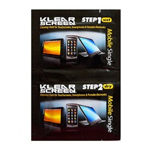 Klear Screen (KS-SP50) Bulk Pack Travel Singles