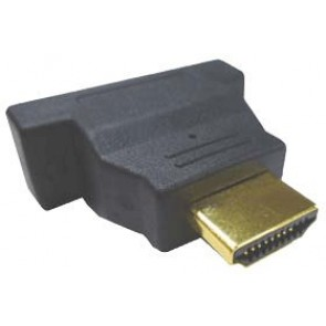 Professional Cable DVI-D Dual Link Female to HDMI Male Adapter (DVIF-HDMIM)