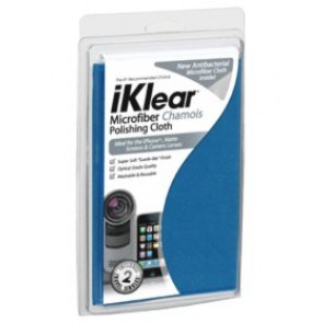 iKlear (iK-MCK) Microfiber Chamois Style Polishing Cloth