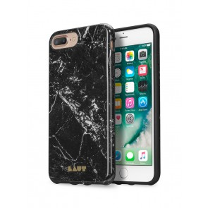 Laut HUEX ELEMENTS for iPhone 8/7 Plus Marble Black