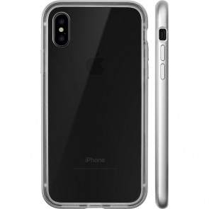 Laut EXOFRAME iPhone X/Xs SILVER