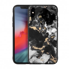 Laut MINERAL GLASS iPhone X/Xs MINERAL BLACK