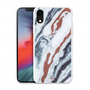 Laut MINERAL GLASS iPhone XR MINERAL WHITE