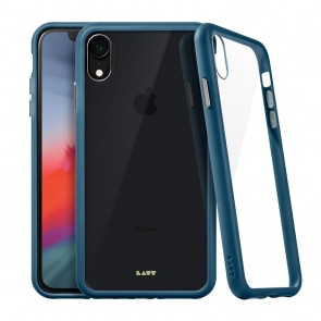Laut ACCENTS TEMPERED GLASS iPhone XR DARK TEAL