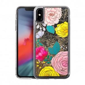 Laut LIQUID GLITTER iPhone Xs Max GLITTER FLORAL