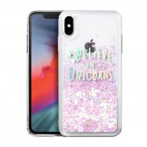 Laut LIQUID GLITTER iPhone Xs Max UNICORN