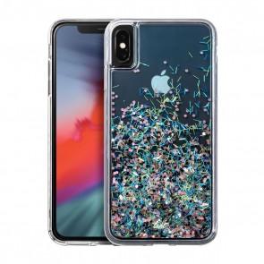 Laut LIQUID GLITTER iPhone Xs Max CONFETTI PARTY