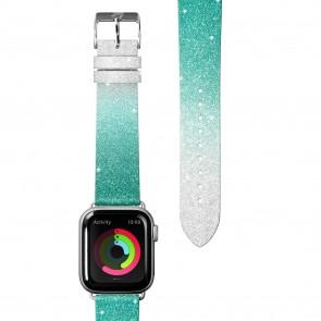 Laut OMBRE SPARKLE For Apple Watch Series 1-6/SE MINT (38/40mm)