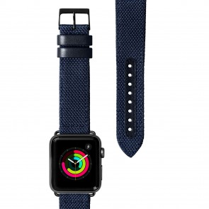 Laut Technical 2.0 Apple Watch 1/2/3/4/5 Strap INDIGO (38/40mm)