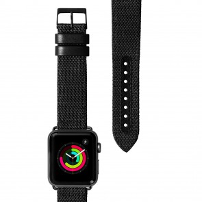Laut Technical 2.0 Apple Watch 1/2/3/4/5 Strap ONYX (42/44mm)