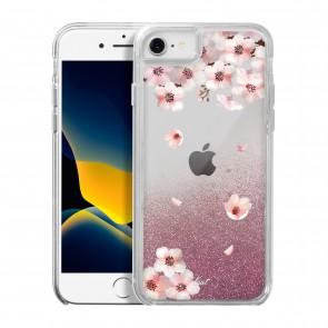 Laut iPhone SE (2020)/iPhone 8 LIQUID GLITTER SAKURA