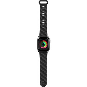 Laut ACTIVE 2.0 Watch Strap for Apple Watch 1-6/SE 38/40mm Black